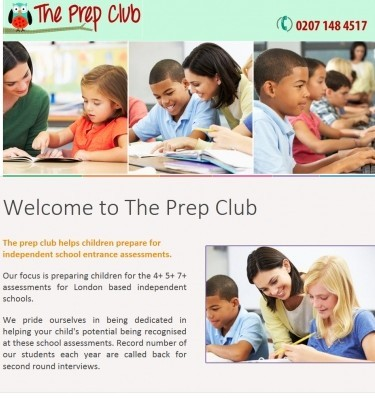 The prep club