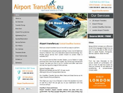 Airport Transfers.eu