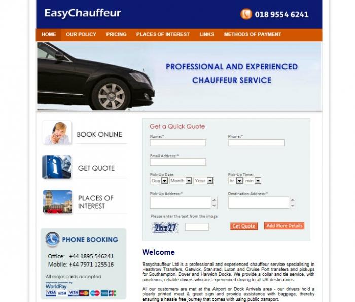 Easy Chauffeur