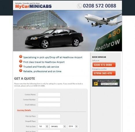 MyCar minicabs